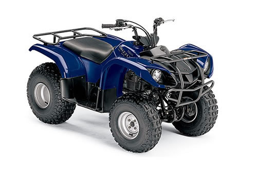 Yamaha grizzly atv service manuals for Yamaha grizzly 80