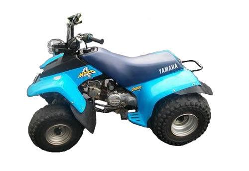 yamaha moto-4 100 champ service manual repair 1987-1991 yfm100  thumbnail