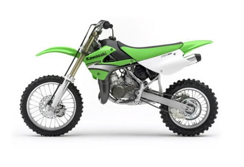 Www Kawasaki Youth Dirt Bike Service Manuals