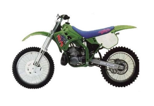 Speedymanual Com   Kawasaki Kx  Kdx 2