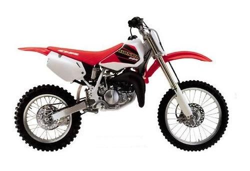 Speedymanual Com   Honda Youth Dirt Bike Service Manuals